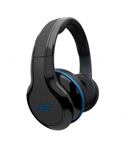 SMS AUDIO By 50c Over-Ear Street Headphones Black