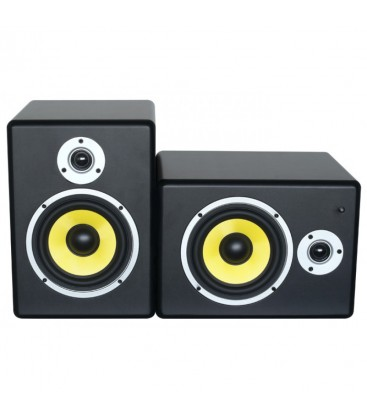 "Actieve Studio Monitor 6.5"" 200watt Set 2 st. PDSM6"