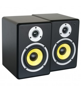 "Actieve Studio Monitor 5 "" 160watt Set 2 st. PDSM5"