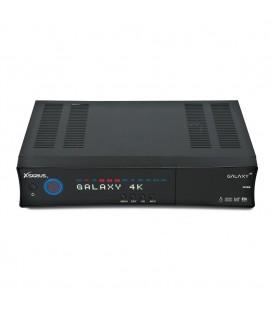 Xsarius Galaxy 4K UHD 2 X S2 FBC Tuner + HDD 2TB