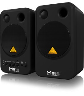Active Personal Monitor System 16watt per 2 stuks Behringer MS16