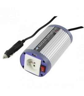 OMVORMER HQ 150 watt 12v naar 230v met USB