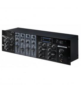 5 Kanaals Horeca Mixer MIX 5.2 JB SYSTEMS