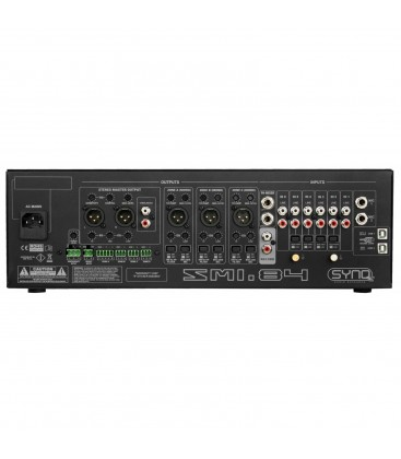 6 Kanaals PRO Horeca Mixer SMI-84 SYNQ