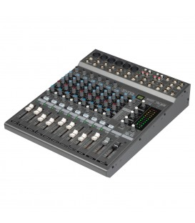 "PA Mixer 4 Mono IN + 4 Stereo IN +effect 19"" Rack SMP 12.22 SYNQ"