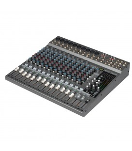 "PA Mixer 8 Mono IN + 4 Stereo IN +effect 19"" Rack SMP 16.42 SYNQ"