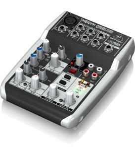 1/2-KANAALS USB MIXER BEHRINGER XENYX Q502USB