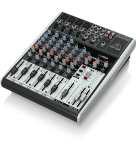 12 IN 2/2 BUS USB MIXER BEHRINGER XENYX 1204USB