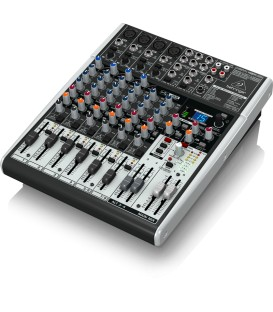 12 IN 2/2 BUS USB MIXER BEHRINGER XENYX X1204USB