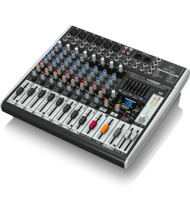 16 IN 2/2 BUS USB MIXER BEHRINGER XENYX X1222USB