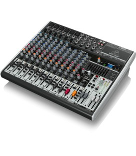 18 IN 3/2 BUS USB MIXER BEHRINGER XENYX X1832USB