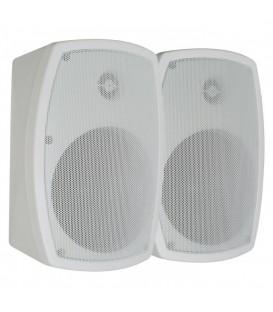 """Water Proef Speaker 4"""" 100watt Wit per Set 2st PD-ISP4W"""