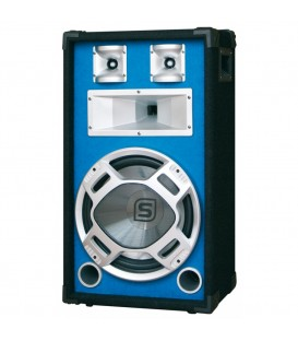"Disco PA speaker 12"" 600W LED Skytec 178.503"