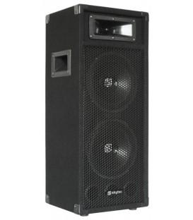 "Carpet 2-Weg Disco PA speaker 2x 8"" 500W Skytec SM28"