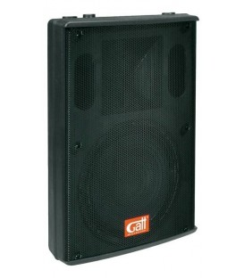 ABS SPEAKER - FLOOR MONITOR 300W GATT AUDIO GAN-12 + FSS-2
