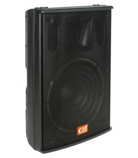 PRO ABS SPEAKER - FLOOR MONITOR 300W GATT AUDIO GAN-15