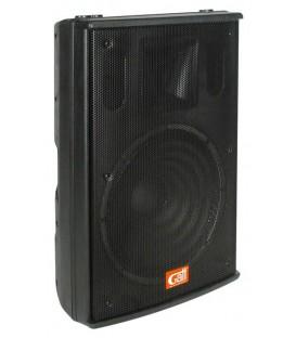 PRO ABS SPEAKER - FLOOR MONITOR 300W GATT AUDIO GAN-15