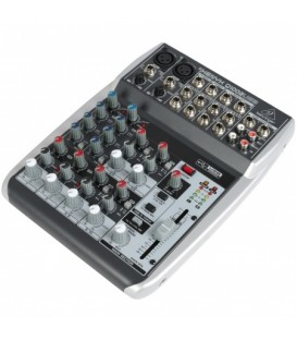 10 IN 2 BUS MIXER BEHRINGER XENYX Q1002USB