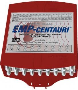 DiSEqC 16/1 switch EMP-Centauri S16/1PCP-W3