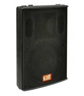 PRO ACTIEVE  ABS SPEAKER - FLOOR MONITOR GATT AUDIO GAN-12A + FSS-2