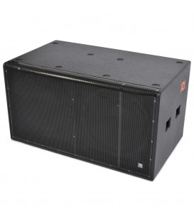 "PA-Subwoofer 2x 18"" 2000watt PD-3218S"