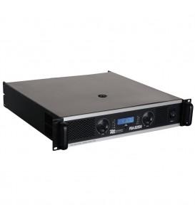 Professionele versterker 2 x 1250watt PDA-B2500