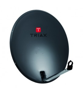 TRIAX 110 cm Donker Grijs
