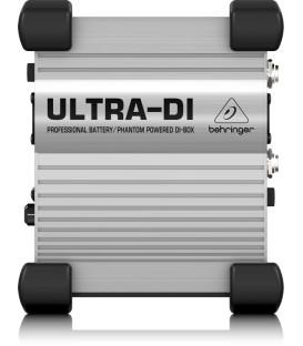 ULTRA-DI DI100 Actieve Stage en Studio DI Behringer