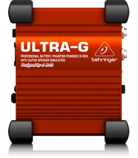 ULTRA-G GI100 Gitaar DI-Box Behringer