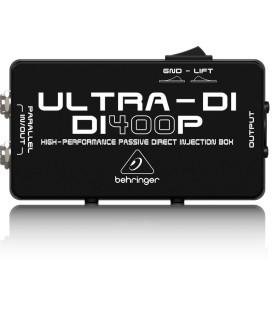 ULTRA-DI DI400P Passieve DI-Box Behringer
