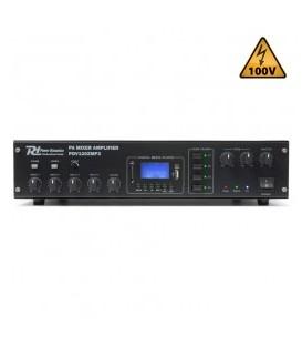 4-Zone Versterker Power Dynamics PDV120ZMP3 120W/100V