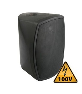 "Speaker 100V / 8 Ohm 6.5"" 150W - Zwart Power Dynamics ISPT6B"
