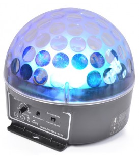 Magic Jelly DJ Ball Multikleuren LED beamZ