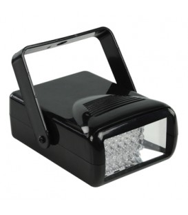 Mini Stroboscoop 18 LED 4watt 230v BXL-STROBOLED