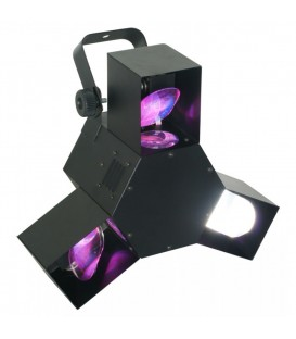 Triple Flex Centre Pro LED DMX beamZ