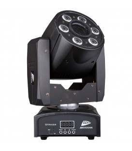 STRIKER JB Systems LED Moving Head Gobo, Spot en Wash