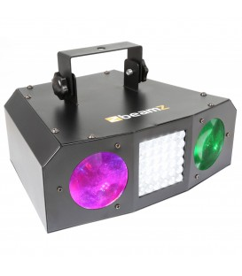 Uranus Double Moon Strobe LED lichteffect beamZ