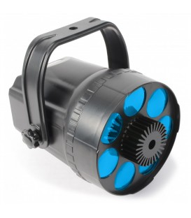 Micro Acis 4x 3W RGBW LED's BeamZ