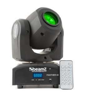 Panther 40 LED Spot Moving Head beamZ