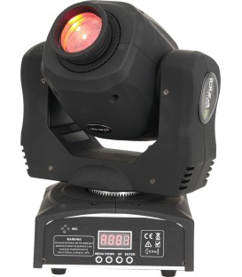 Ibiza Light LMH50LED LED Spot Moving Head 60W DMX