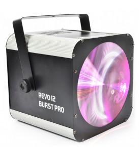 Revo 12 Burst Pro 469 LED's DMX beamZ