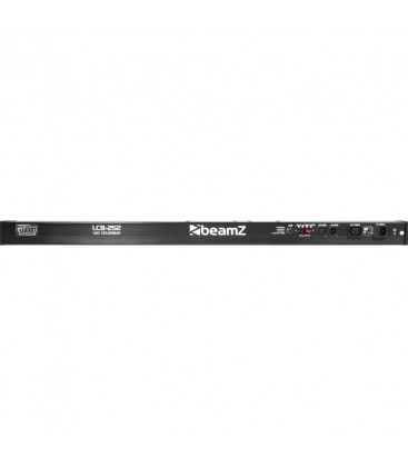 LED Bar 8 Segmenten 252 x 10mm RGB LED's DMX beamZ LCB252