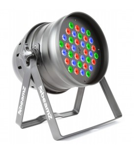 PAR64 Can 36 X 1w LED RGB, DMX beamZ  151.238