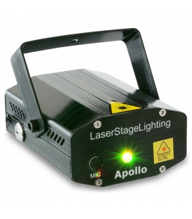 Apollo Multipoint Lasereffect Rood/Groen 170mW beamZ
