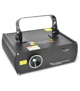 3D Laser Rood, Groen & Blauw DMX LS-3DRGB