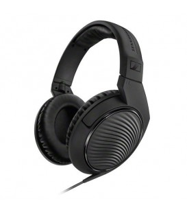 Sennheiser HD 200 PRO hoofdtelefoon Closed with Powerful Bass