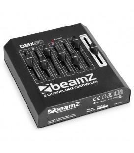 DMX Controller 6-Kanaals beamZ DMX60
