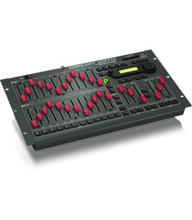 FULL 512 DMX CONTROLLER BEHRINGER EUROLIGHT LC2412