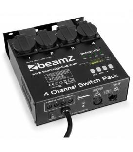 4-Kanaals DMX dimmerpack beamZ 154.029