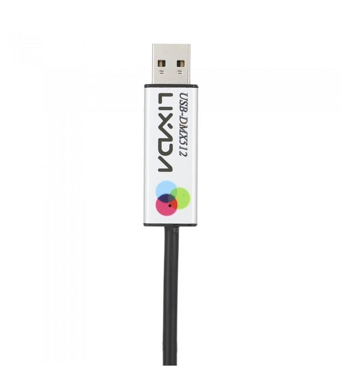 Freestyler DMX512 Controller via USB 512 kanalen